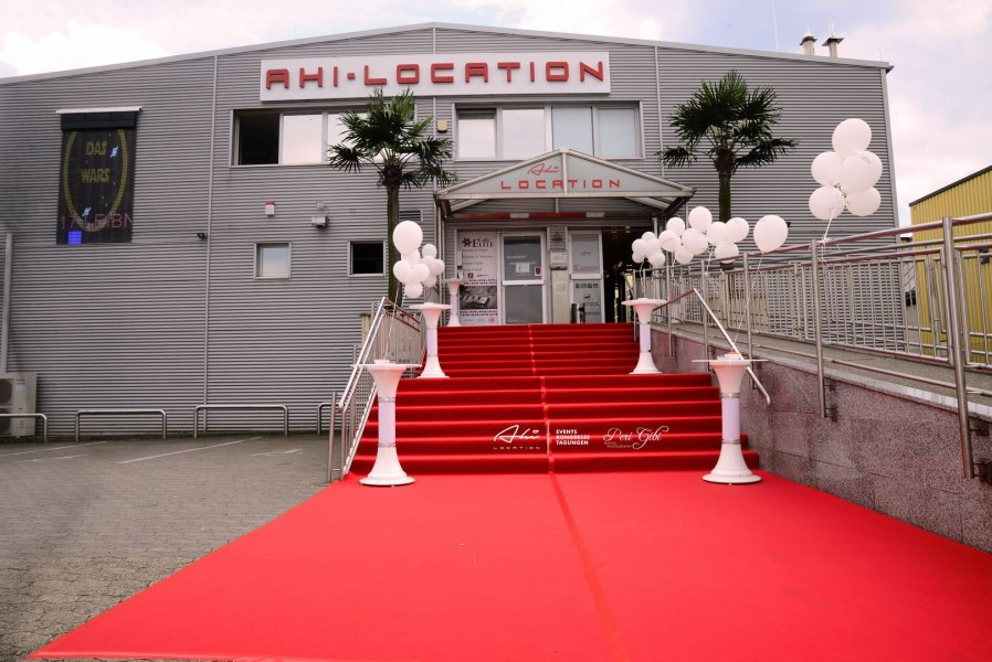 Exterior view, © Copyright/Ahi Event Location GmbH & Co. KG