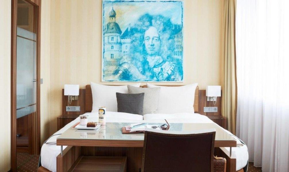 Doppelzimmer, © Copyright/Living Hotels
