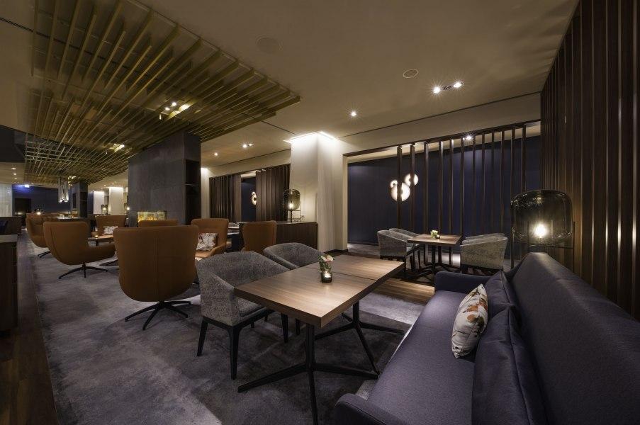Sitzgruppe Lobby, © Copyright/Hotel Nikko Düsseldorf